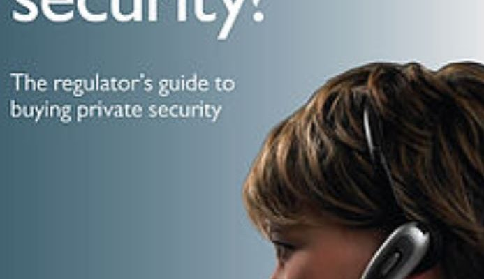 Tips for Security Buyers – A Security Industry Authority Publication.